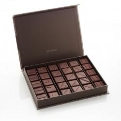 Intense chocolat noir