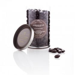 Grain de café pur chocolat